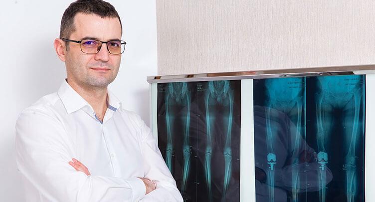 Dr. Ioan Bogdan Codorean // Artro Sport Clinic