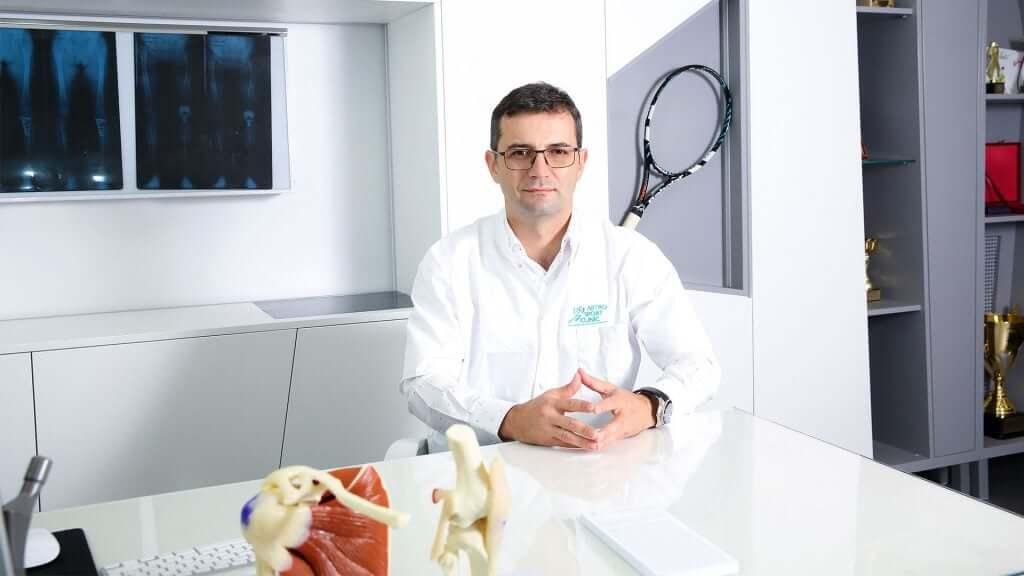 Medic primar ortopedie si traumatologie sportiva